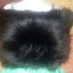 Jackets & Blazers - Faux Fur Shrug